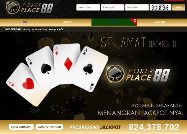 Website Poker Terpercaya 2017